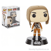 Star Wars Funky Pop Heads on Stand - Paige